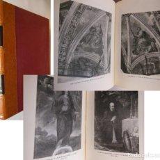Libros de segunda mano: PINTURAS Y PINTORES EN EL REAL COLEGIO DE CORPUS CHRISTI. BENITEZ DOMENECH FERNANDO. 1980. Lote 213168888