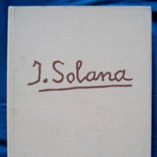 Libros de segunda mano: J. SOLANA LEOPOLDO RODRÍGUEZ ALCALDE. Lote 213251278