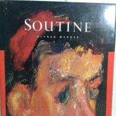 Libros de segunda mano: SOUTINE WERNER, ALFRED PUBLICADO POR HARRY N ABRAMS INC, 1986. ILUSTRADO, TEXTOS EN INGLÉS. Lote 213447143