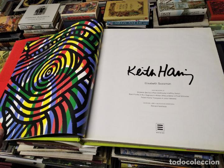 Libros de segunda mano: KEITH HARING . ELISABETH SUSSMAN . EVERGREEN - TASCHEN . 1998 . GRAFFITI . GENERACIÓN POP . SEXO . - Foto 3 - 213769272