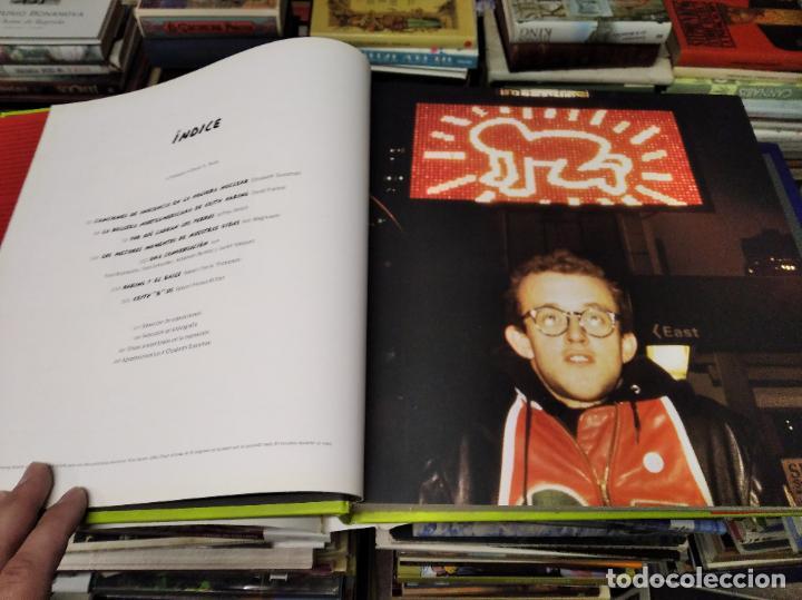 Libros de segunda mano: KEITH HARING . ELISABETH SUSSMAN . EVERGREEN - TASCHEN . 1998 . GRAFFITI . GENERACIÓN POP . SEXO . - Foto 4 - 213769272