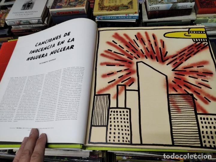 Libros de segunda mano: KEITH HARING . ELISABETH SUSSMAN . EVERGREEN - TASCHEN . 1998 . GRAFFITI . GENERACIÓN POP . SEXO . - Foto 6 - 213769272
