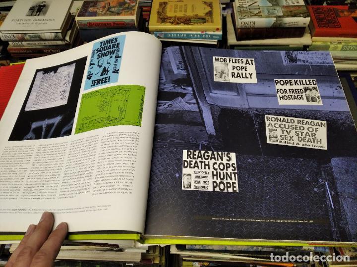 Libros de segunda mano: KEITH HARING . ELISABETH SUSSMAN . EVERGREEN - TASCHEN . 1998 . GRAFFITI . GENERACIÓN POP . SEXO . - Foto 7 - 213769272