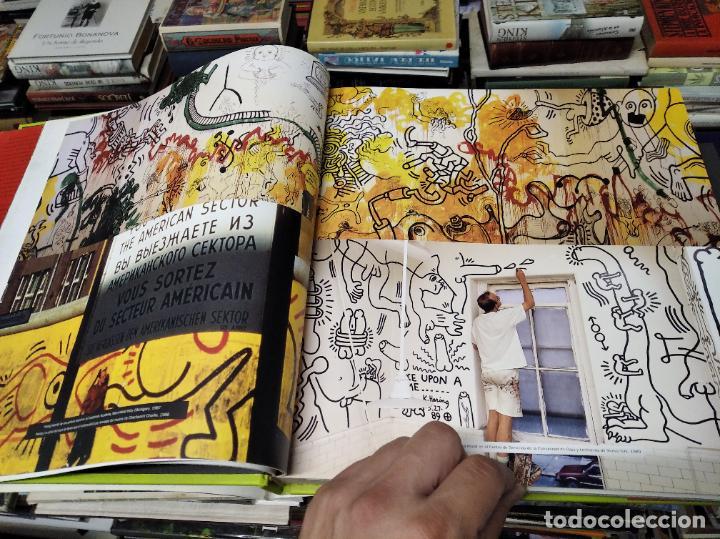 Libros de segunda mano: KEITH HARING . ELISABETH SUSSMAN . EVERGREEN - TASCHEN . 1998 . GRAFFITI . GENERACIÓN POP . SEXO . - Foto 8 - 213769272