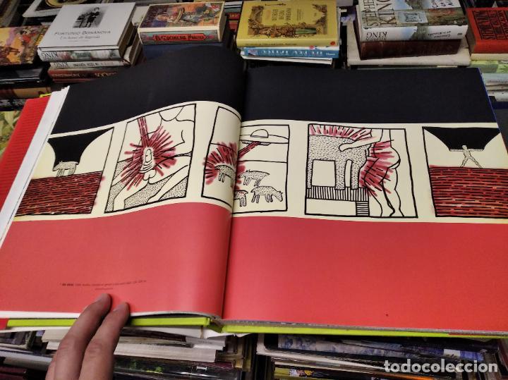 Libros de segunda mano: KEITH HARING . ELISABETH SUSSMAN . EVERGREEN - TASCHEN . 1998 . GRAFFITI . GENERACIÓN POP . SEXO . - Foto 10 - 213769272