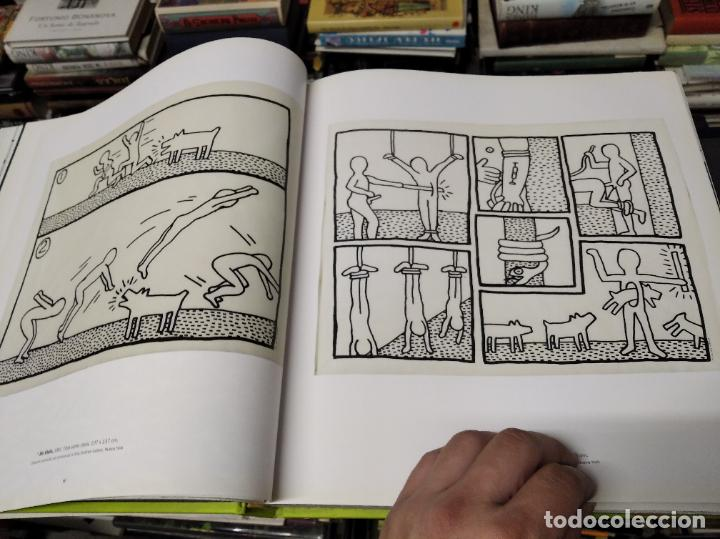 Libros de segunda mano: KEITH HARING . ELISABETH SUSSMAN . EVERGREEN - TASCHEN . 1998 . GRAFFITI . GENERACIÓN POP . SEXO . - Foto 13 - 213769272