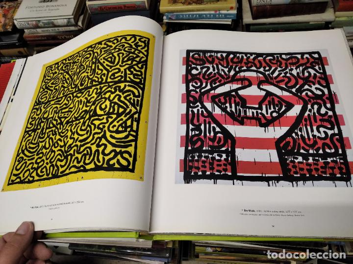 Libros de segunda mano: KEITH HARING . ELISABETH SUSSMAN . EVERGREEN - TASCHEN . 1998 . GRAFFITI . GENERACIÓN POP . SEXO . - Foto 14 - 213769272