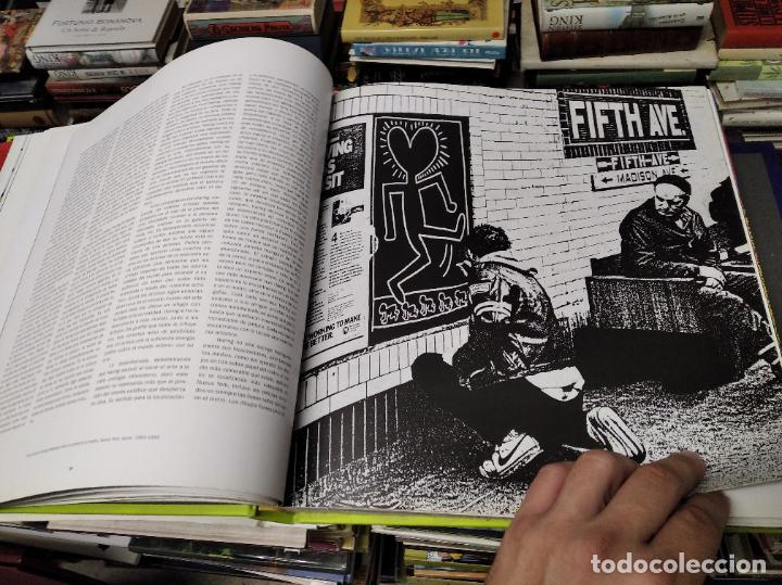 Libros de segunda mano: KEITH HARING . ELISABETH SUSSMAN . EVERGREEN - TASCHEN . 1998 . GRAFFITI . GENERACIÓN POP . SEXO . - Foto 15 - 213769272