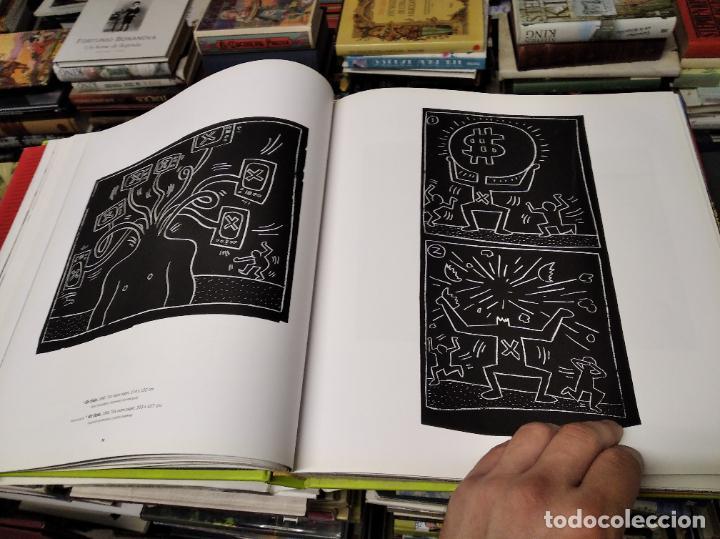 Libros de segunda mano: KEITH HARING . ELISABETH SUSSMAN . EVERGREEN - TASCHEN . 1998 . GRAFFITI . GENERACIÓN POP . SEXO . - Foto 16 - 213769272