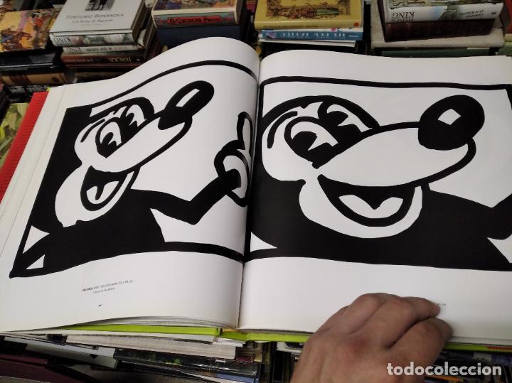 Libros de segunda mano: KEITH HARING . ELISABETH SUSSMAN . EVERGREEN - TASCHEN . 1998 . GRAFFITI . GENERACIÓN POP . SEXO . - Foto 18 - 213769272