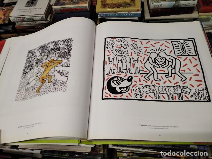 Libros de segunda mano: KEITH HARING . ELISABETH SUSSMAN . EVERGREEN - TASCHEN . 1998 . GRAFFITI . GENERACIÓN POP . SEXO . - Foto 19 - 213769272