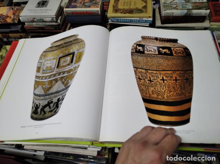 Libros de segunda mano: KEITH HARING . ELISABETH SUSSMAN . EVERGREEN - TASCHEN . 1998 . GRAFFITI . GENERACIÓN POP . SEXO . - Foto 20 - 213769272