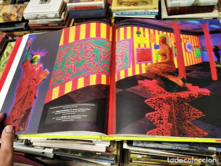 Libros de segunda mano: KEITH HARING . ELISABETH SUSSMAN . EVERGREEN - TASCHEN . 1998 . GRAFFITI . GENERACIÓN POP . SEXO . - Foto 22 - 213769272
