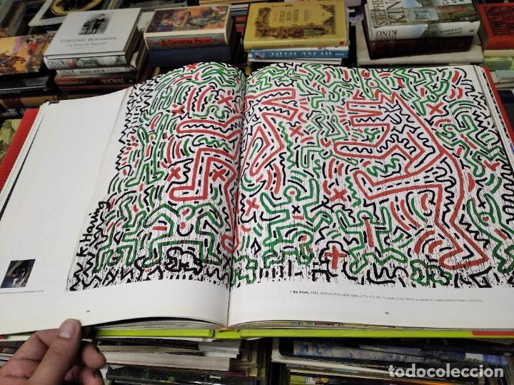 Libros de segunda mano: KEITH HARING . ELISABETH SUSSMAN . EVERGREEN - TASCHEN . 1998 . GRAFFITI . GENERACIÓN POP . SEXO . - Foto 23 - 213769272