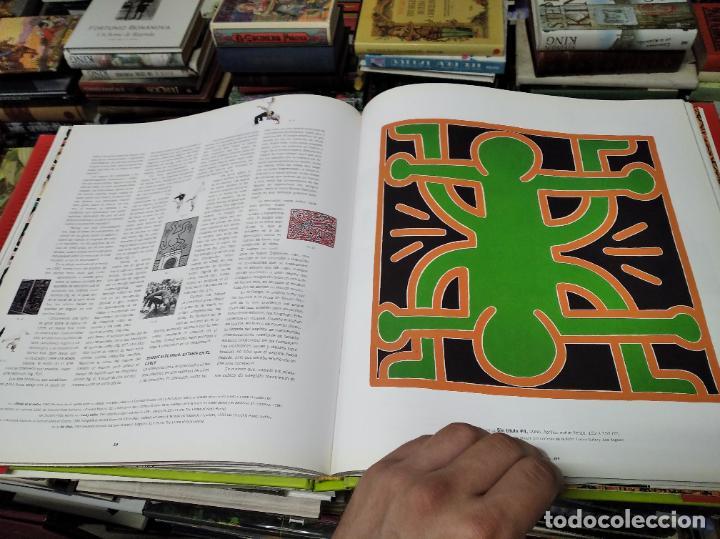 Libros de segunda mano: KEITH HARING . ELISABETH SUSSMAN . EVERGREEN - TASCHEN . 1998 . GRAFFITI . GENERACIÓN POP . SEXO . - Foto 27 - 213769272