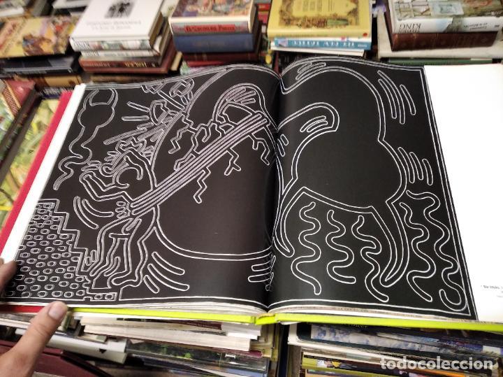 Libros de segunda mano: KEITH HARING . ELISABETH SUSSMAN . EVERGREEN - TASCHEN . 1998 . GRAFFITI . GENERACIÓN POP . SEXO . - Foto 28 - 213769272