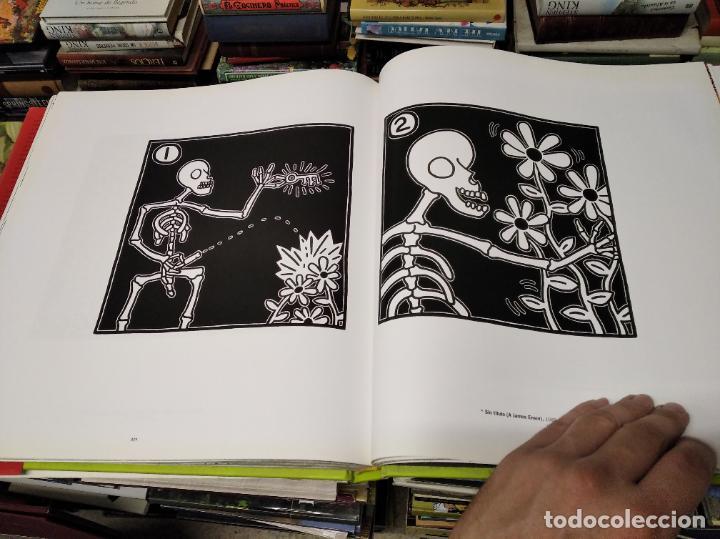 Libros de segunda mano: KEITH HARING . ELISABETH SUSSMAN . EVERGREEN - TASCHEN . 1998 . GRAFFITI . GENERACIÓN POP . SEXO . - Foto 30 - 213769272