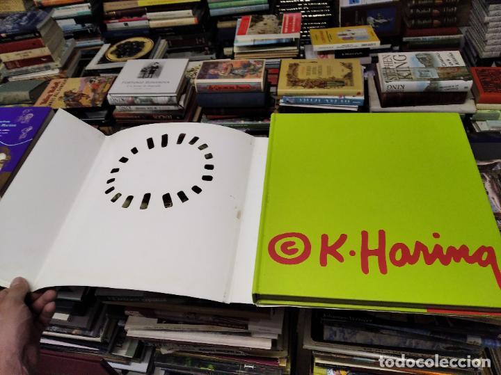 Libros de segunda mano: KEITH HARING . ELISABETH SUSSMAN . EVERGREEN - TASCHEN . 1998 . GRAFFITI . GENERACIÓN POP . SEXO . - Foto 32 - 213769272