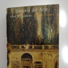 Libros de segunda mano: HISTORIA DEL ARTE.AUTOR ERNST H. GOMBRICH. ALIANZA FORMA. Lote 214282332