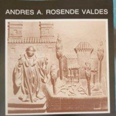 Libros de segunda mano: LA SILLERIA DE CORO BARROCA DE SAN SALVADOR CELANOVA. - ROSENDE VALDES, ANDRES A.. Lote 214343190