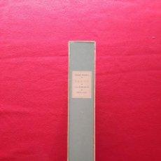 Libros de segunda mano: FANNY NOVELA ERNEST FEYDEAU IUSTRACIONES GRAU SALA 1947. Lote 214475565