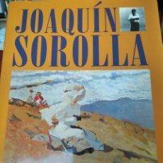 Libros de segunda mano: JOAQUIN SOROLLA-EDICIONES POLIGRAFA-2002-EDICION EN INGLES. Lote 214494527