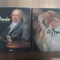 Libros de segunda mano: EL PRADO, COLECCION DE PINTURAS - 2 TOMOS - LUNWERG -. Lote 215045515