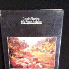 Libros de segunda mano: ALFONSO PARRAS - ANTONIO COBOS - GRANDES MAESTROS DE LA PINTURA ANDALUZA. Lote 215118036