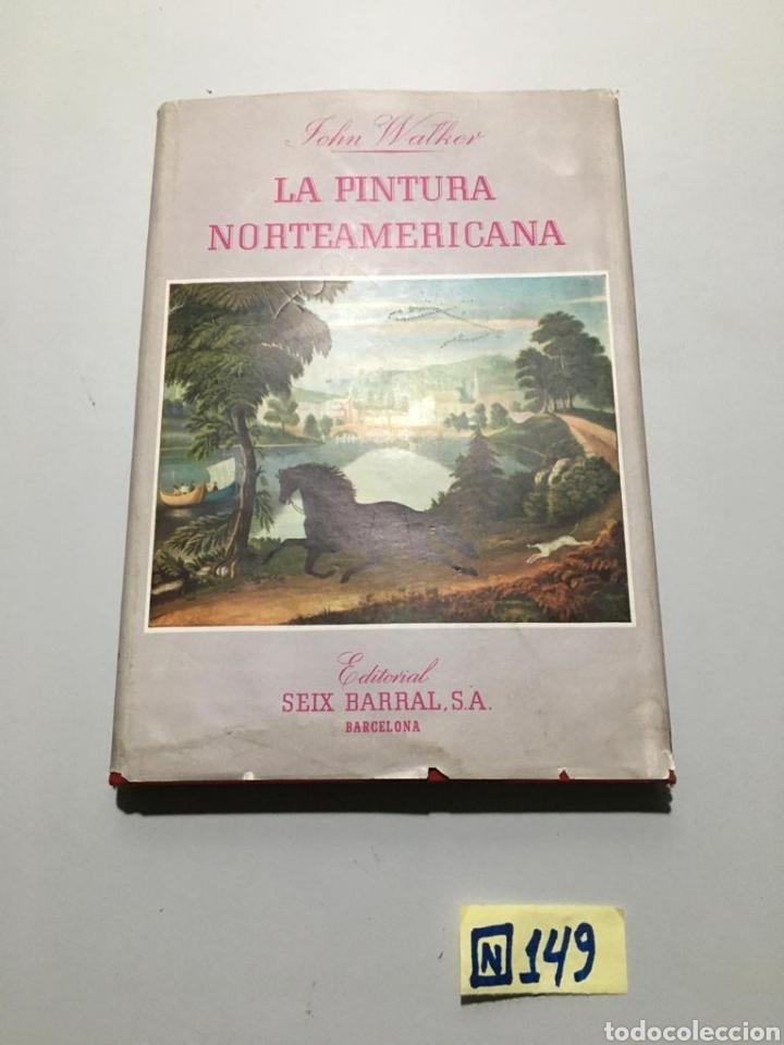 LA PINTURA NORTEAMERICANA (Libros de Segunda Mano - Bellas artes, ocio y coleccionismo - Pintura)