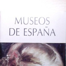Libros de segunda mano: MUSEOS DE ESPAÑA. ENRÍQUEZ DE SALAMANCA. INPROTUR 1987 ESTADO: ACEPTABLE COLECCIÓN: VIAJES Y CULTURA. Lote 215429563