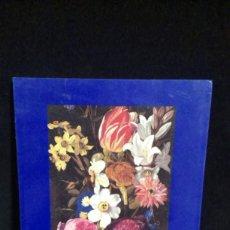 Libros de segunda mano: NATURES MORTES I FLORS - MUSEU DE BELLES ARTS DE VALÈNCIA. Lote 215443351