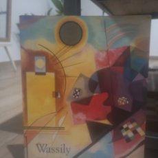 Libros de segunda mano: WASSILY KANDINSKY, REVOLUTIE IN DE SCHILDERKUNST , HAJO DUCHTING. Lote 215481277