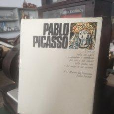 Libros de segunda mano: PABLO PICASSO (ITALIANO) TAPA DURA. Lote 215743348