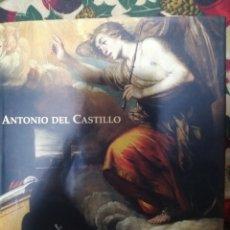 Libros de segunda mano: ANTONIO DEL CASTILLO. MINDY NANCARROW Y BENITO NAVARRETE .. Lote 215761763