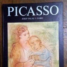 Libros de segunda mano: PICASSO. JOSEP PALAU FABRE. EDICIÓ CENTENARI 1881-1981. EDICIONS POLIGRAFA, S.A.. Lote 215840050