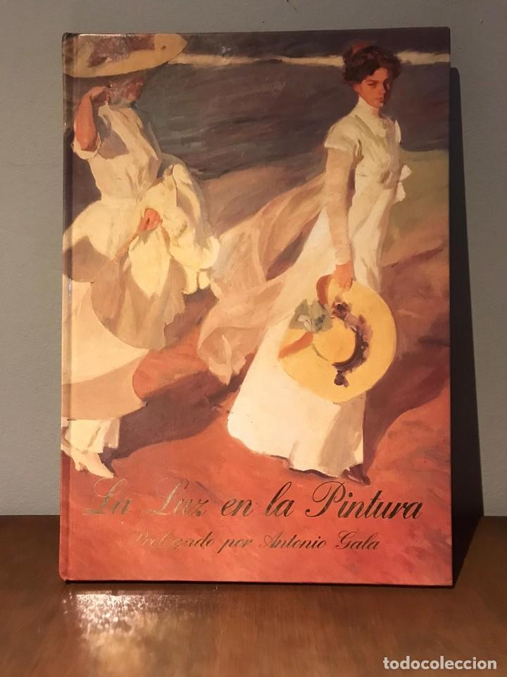 LA LUZ EN LA PINTURA - PROLOGO DE ANTONIO GALA (Libros de Segunda Mano - Bellas artes, ocio y coleccionismo - Pintura)