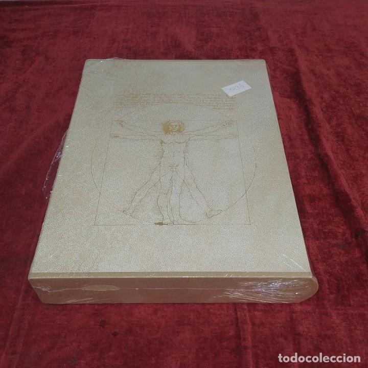 Libros de segunda mano: LEONARDO. GRAN LIBRO DE COLECCIONISTA. ED. SCRIPTA MANEANT. 416 PAGS. ITALIA. 2008(?) - Foto 9 - 216016573