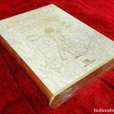Libros de segunda mano: LEONARDO. GRAN LIBRO DE COLECCIONISTA. ED. SCRIPTA MANEANT. 416 PAGS. ITALIA. 2008(?). Lote 216016573