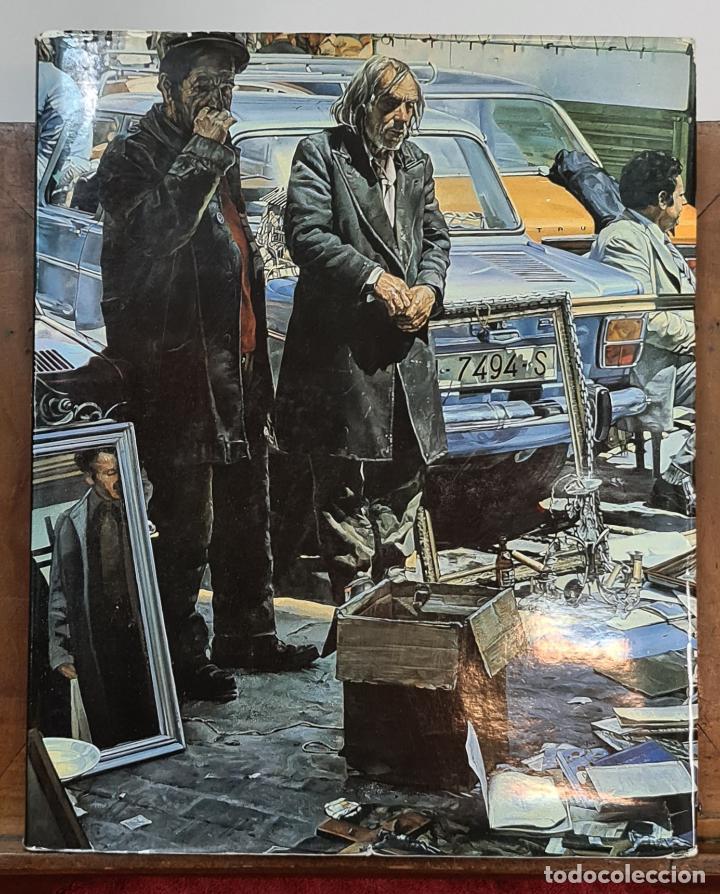FUENTETAJA. BIOGRAFIA Y OBRA DE 1965 A 1983. EDICIONES RASGOS. 1983. (Libros de Segunda Mano - Bellas artes, ocio y coleccionismo - Pintura)