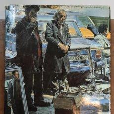 Libros de segunda mano: FUENTETAJA. BIOGRAFIA Y OBRA DE 1965 A 1983. EDICIONES RASGOS. 1983.. Lote 216432838