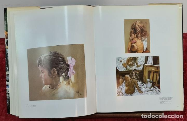 Libros de segunda mano: FUENTETAJA. BIOGRAFIA Y OBRA DE 1965 A 1983. EDICIONES RASGOS. 1983. - Foto 5 - 216432838