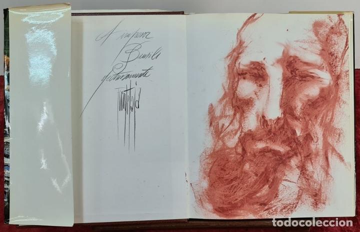 Libros de segunda mano: FUENTETAJA. BIOGRAFIA Y OBRA DE 1965 A 1983. EDICIONES RASGOS. 1983. - Foto 6 - 216432838