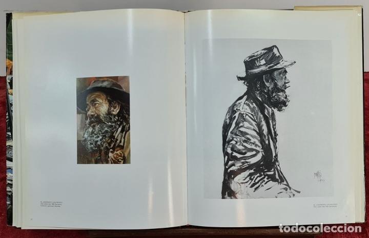 Libros de segunda mano: FUENTETAJA. BIOGRAFIA Y OBRA DE 1965 A 1983. EDICIONES RASGOS. 1983. - Foto 7 - 216432838