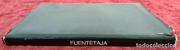 Libros de segunda mano: FUENTETAJA. BIOGRAFIA Y OBRA DE 1965 A 1983. EDICIONES RASGOS. 1983. - Foto 8 - 216432838