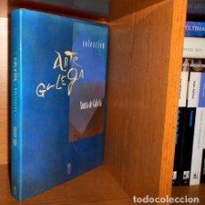 Libros de segunda mano: COLECCION DE ARTE GALEGA. SEOANE. MASIDE. LAXEIRO. LUGRIS. GALICIA. PINTURA.... Lote 216441995