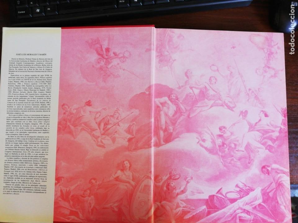 Libros de segunda mano: MARIANO SALVADOR MAELLA, VIDA Y OBRA - JOSE LUIS MORALES Y MARIN. 1996 - Foto 4 - 216785936