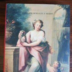 Libros de segunda mano: MARIANO SALVADOR MAELLA, VIDA Y OBRA - JOSE LUIS MORALES Y MARIN. 1996. Lote 216785936