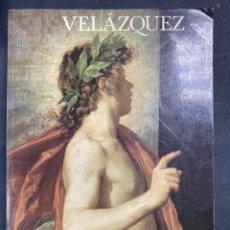 Libros de segunda mano: VELÁZQUEZ. MUSEO DEL PRADO 1990. ANTONIO DOMINGUEZ ORTIZ. MINISTERIO DE CULTURA. PAGS: 467.. Lote 216977218