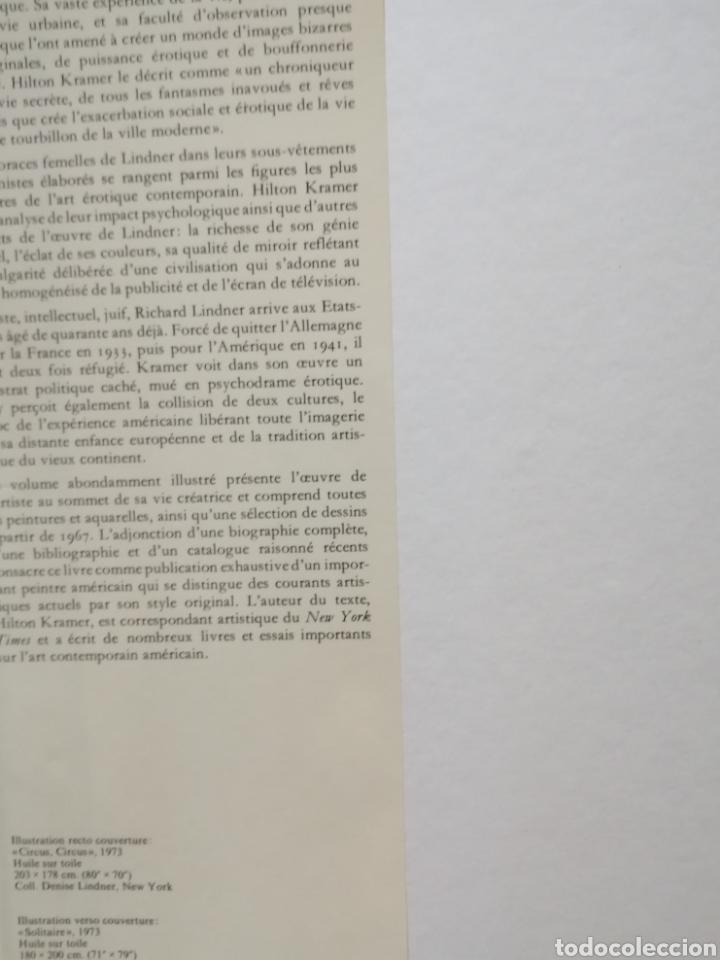 Libros de segunda mano: Lindner. Flammarion - Foto 15 - 217119432