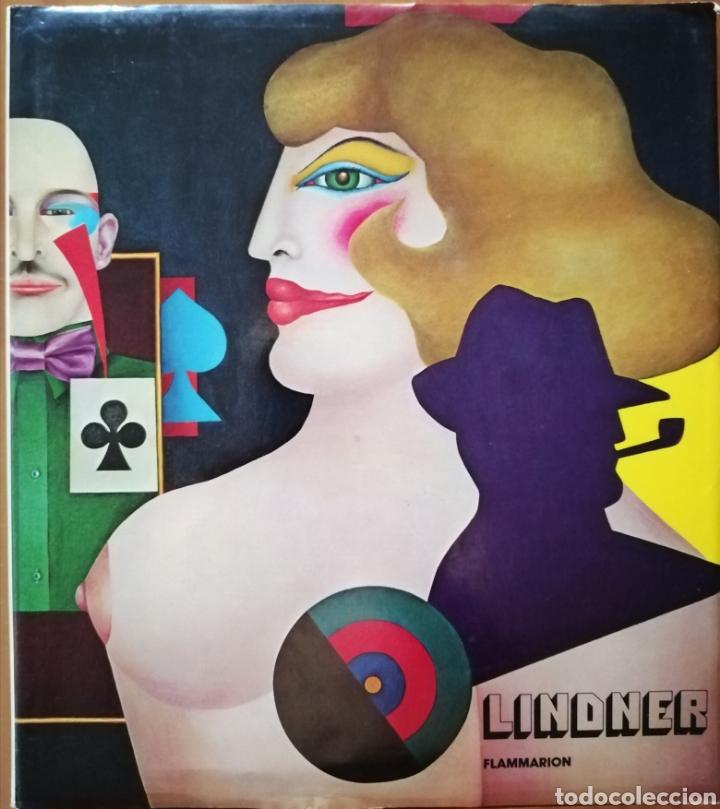 LINDNER. FLAMMARION (Libros de Segunda Mano - Bellas artes, ocio y coleccionismo - Pintura)